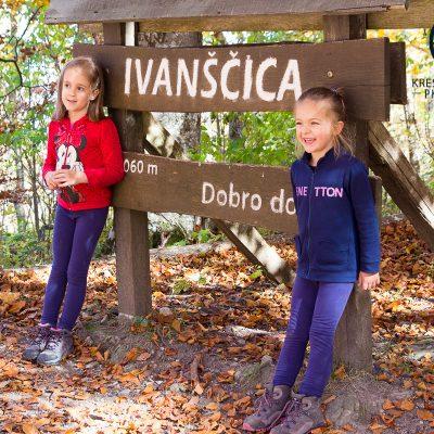 Listopadska Ivančica - Ivanščica