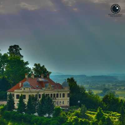 Ljepote varaždinskog kraja - Dvorac Šaulovec