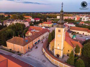 Crkva Presvetog Trojstva u Ludbregu