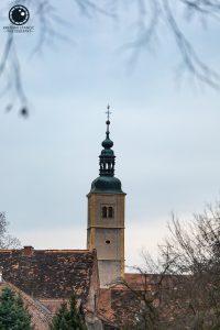 Toranj franjevačke crkve