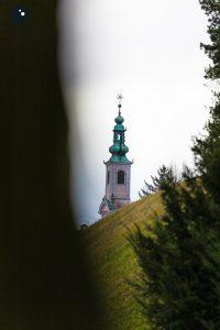 Toranj uršulinske crkve