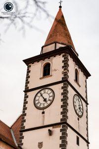 Toranj crkve sv. Nikole u Varaždinu