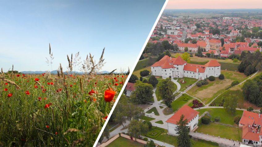 Varaždin: Dva lica jednog grada