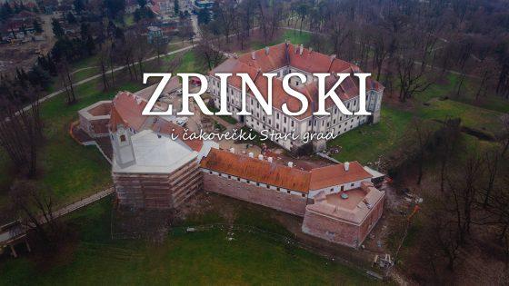 Zrinski i čakovečki Stari grad